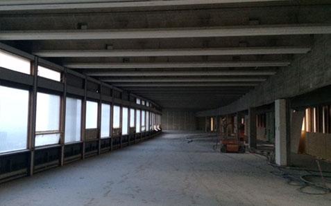 Beton Stralen | Grafisch Lyceum Rotterdam