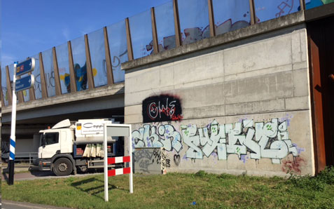 Anti-Graffiti | voor