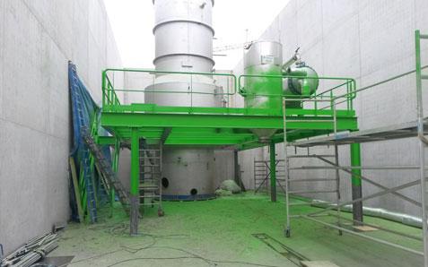 Groen spuitwerk (na)
